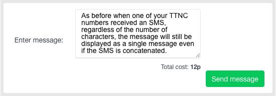 SMSCreate